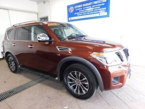 2018 Nissan Armada SL AWD SUNROOF LEATHER NAVI