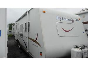 2006 JAYCO JAYFEATHER 26S CLEAN $13999 NEW PRICE