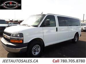 2014 Chevrolet Express 3500 Extended passenger van