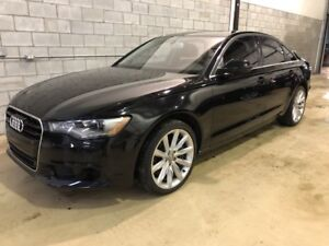 AUDI A 6 3.0T,,SUPERCHARGED,, NAVIGATION,, GARANTIE INCLUS 3.0T