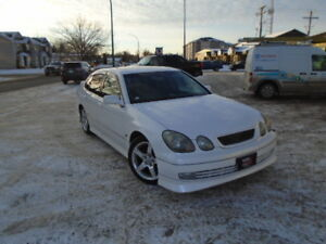 2000 2JZ TWIN TURBO RIGHT HAND DRIVE TOYOTA ARISTO
