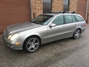 2005 Mercedes-Benz E500 4-Matic