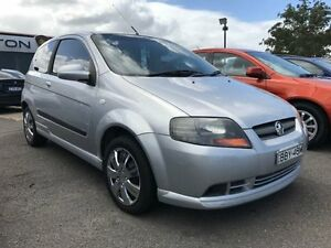 2007 Holden Barina TK Silver 4 Speed Automatic Hatchback Sandgate Newcastle Area Preview