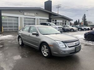 2008 Ford Fusion SEL ***ACCIDENT FREE / ONLY 176570km***