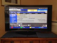 PANASONIC VIERRA PLASMA 42 INCH HD TV TH-42PZ70BA