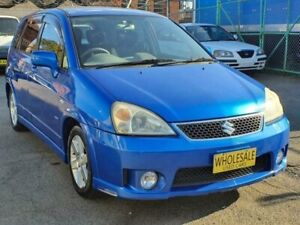 2007 Suzuki Liana Blue 5 Speed Manual Hatchback Granville Parramatta Area Preview