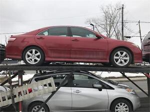 2009 Toyota Camry SE-FULL-AUTOMATIQUE-MAGS-JUPE