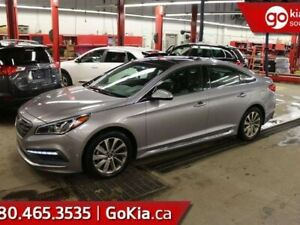 2016 Hyundai Sonata SPORT TECH; KEYLESS ENTRY, BLUETOOTH, CRUISE