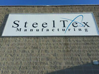 Entry Level Fabricator Position - Steeltex@telus.net