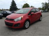 2013 Kia Rio LX+|ONE OWNER|NO ACCIDENT|2 SETS OF TIRES