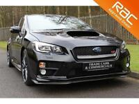 2014 14 SUBARU WRX 2.5 STI TYPE UK 4D 300 BHP