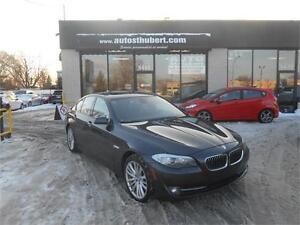 BMW SERIE5 550 550I 2011 **NAVIGATION + DVD**