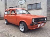 Ford Escort van 1.3 automatic 1976