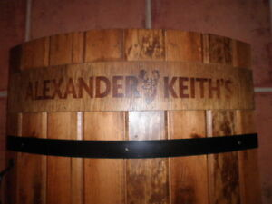 Alexander Keith's Barrel Door