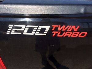 TWIN TURBO BBC BIG BIG HORSEPOWER