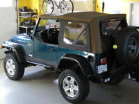 1997 Jeep Wrangler mountain sport / dropped price 4 quicker sale