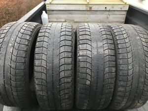 (4) Michelin X-Ice 2   205 55 R 16