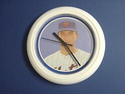 Unique NY Mets Jerry Koosman COOL Wall Clock -  2018 CLOSEOUT