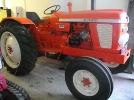 Nuffield 3/45 tractor