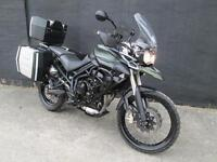 Triumph TIGER 800 XC TOURING MOTORCYCL