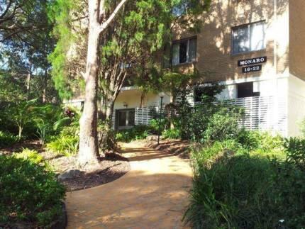 Quiet, leafy outlook, 1st floor, walk mins to trains/bus/shops Lane Cove North Lane Cove Area Preview