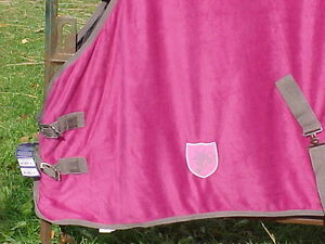 NEW HARRYS HORSE FLEECE COOLER SIZE 84 Kingston Kingston Area image 3