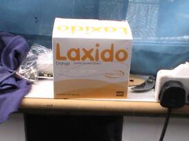 LAXIDO 200 SACHETS NEW IN BOX, BBE 10-11/2018