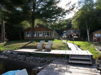 Affordable Waterfront Oasis on Lake Wahnapitae!  Don't miss this