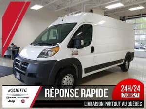 2017 Ram ProMaster 2500 High Roof, V6 SLIDE DOOR,