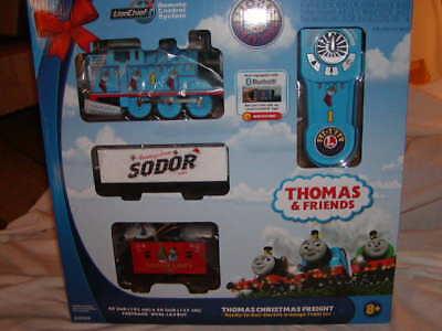 Lionel 6-85324 Thomas Friends Christmas Remote Train Set O-27 MIB 2018 Bluetooth