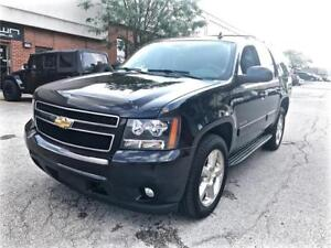 2011 Chevrolet Tahoe LT, CANADIAN CAR, LEATHER, SUNROOF