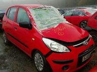 Hyundai i10 1.2 16v 2009 For Breaking