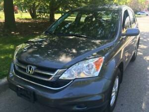 2011 Honda CRV EX-L AWD, NAVIGATION/Leather, Certified