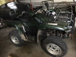 YAMAHA GRIZZLY 700 FOR SALE 2011 AUTOMATIC