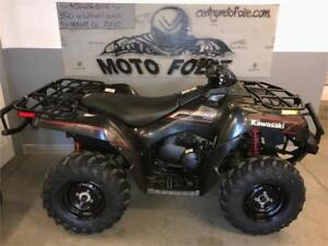 KAWASAKI BRUTE FORCE 750 4X4 2009 (USAGE)