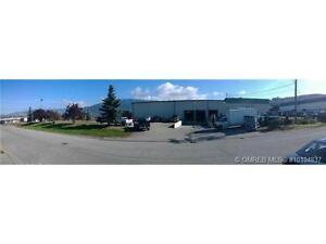 In the Kosmina Industrial Park in Vernon, BC