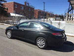 2012 mazda 6- AUTOMATIC- FULL EQUIPER- 4CYL- impecable- 5500$