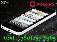 BRAND NEW: iPhone 5C ✿ ROGERS ✿ CHAT-R ✿ Apple Warranty
