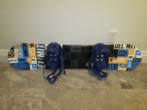 FIREFLY DELIMIT JUNIOR SNOWBOARD complete set