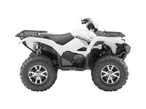 2017 Yamaha Grizzly EPS - White