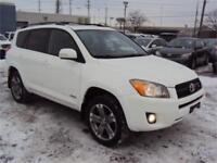 2011 Toyota RAV4 Sport V6 4X4 LEATHER SUNROOF BACK UP CAM TOW PK Ottawa Ottawa / Gatineau Area Preview