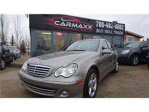 2007 Mercedes-Benz C-Class 2.5L LOADED!