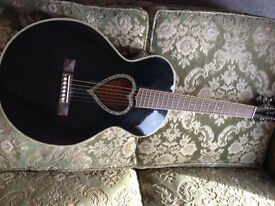 Very cute JJ heart guitar