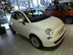 * BRAND NEW 2015 FIAT 500C CABRIO CONVERTIBLE- $42 /WEEK $0 DOWN