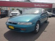 1995 Toyota Lexcen CSi CSi Green Automatic Sedan Goulburn Goulburn City Preview