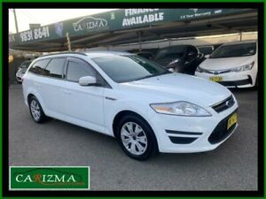 2014 Ford Mondeo MC LX TDCi White 6 Speed Direct Shift Wagon Seven Hills Blacktown Area Preview