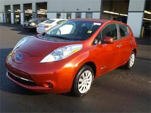 2015 Nissan Leaf S ONLY 7,926 MILES!