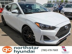 2019 Hyundai Veloster TURBO MAN PERF: SPORT RIMS AND RUBBER/APPL