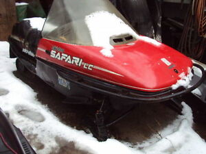 Wanted Snowmobile