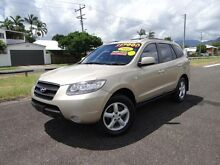 2006 Hyundai Santa Fe CM MY07 SLX (4x4) Gold 4 Speed Automatic Wagon Vincent Townsville City Preview